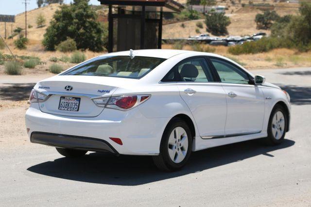 2011 Hyundai Sonata Hybrid Santa Clarita, CA 6