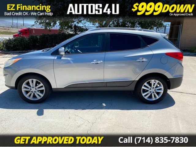 2011 Hyundai Tucson Limited PZEV