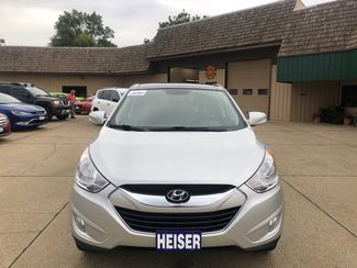 2011 Hyundai Tucson Limited Brand New Tires  city ND  Heiser Motors  in Dickinson, ND