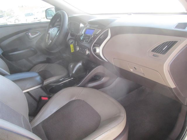 2011 Hyundai Tucson GLS PZEV Gardena, California 8