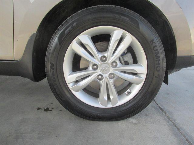 2011 Hyundai Tucson GLS PZEV Gardena, California 14