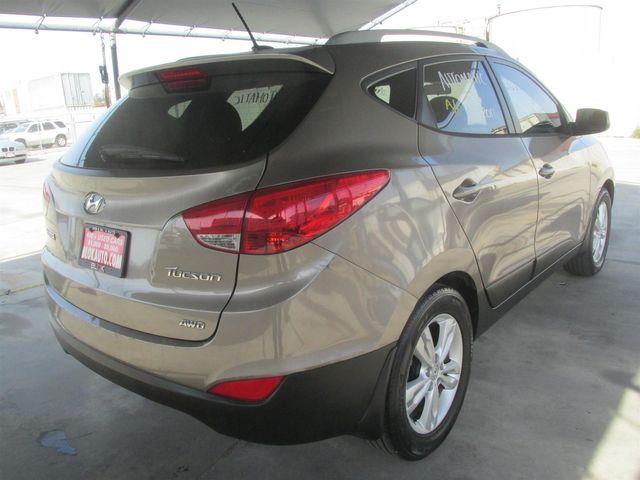 2011 Hyundai Tucson GLS PZEV Gardena, California 2