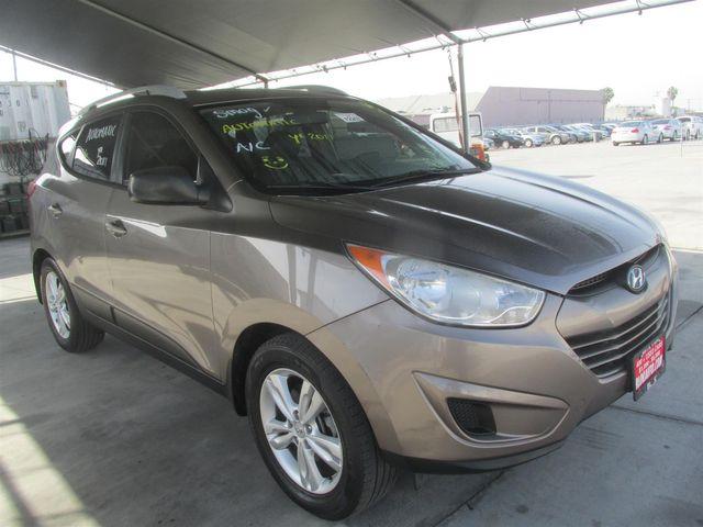 2011 Hyundai Tucson GLS PZEV Gardena, California 3