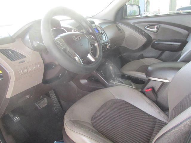 2011 Hyundai Tucson GLS PZEV Gardena, California 4