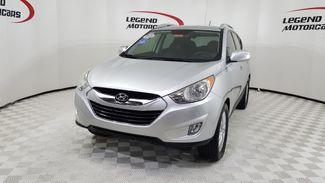 2011 Hyundai Tucson Limited in Garland, TX 75042
