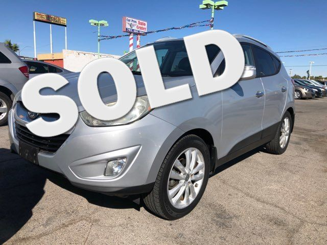 2011 Hyundai Tucson Limited PZEV CAR PROS AUTO CENTER (702-405-9905 Las Vegas, Nevada