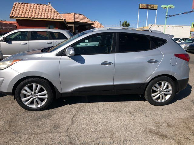 2011 Hyundai Tucson Limited PZEV CAR PROS AUTO CENTER (702-405-9905 Las Vegas, Nevada 1
