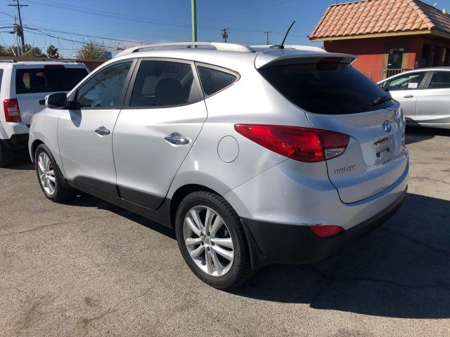 2011 Hyundai Tucson Limited PZEV CAR PROS AUTO CENTER (702-405-9905 Las Vegas, Nevada 2