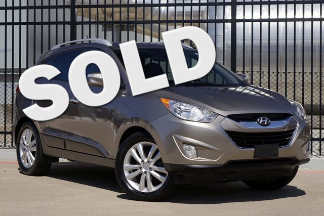 2011 Hyundai Tucson Limited * 1-OWNER * Leather * HEATED SEATS * Nice! Plano, Texas 0