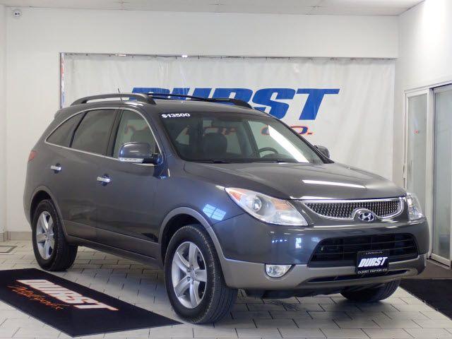 2011 Hyundai Veracruz Limited Lincoln, Nebraska