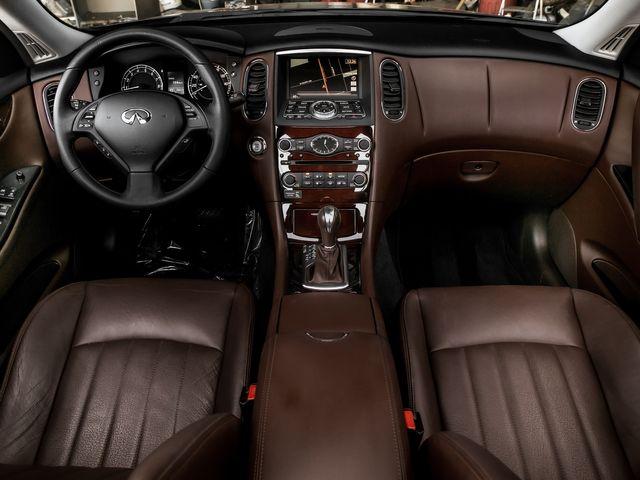 2011 Infiniti EX35 Journey AWD Burbank, CA 8