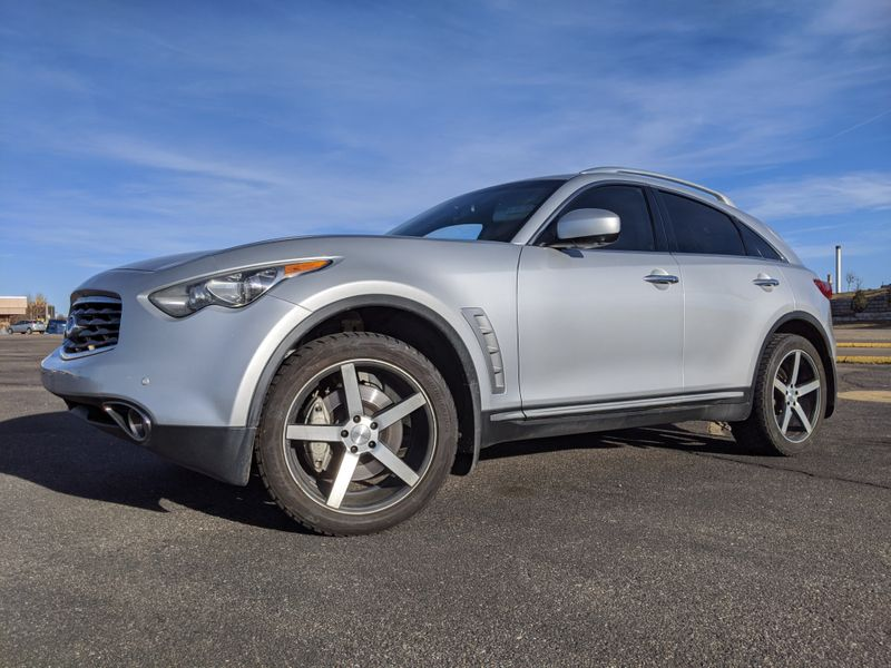 2011 Infiniti FX35 AWD  Fultons Used Cars Inc  in , Colorado
