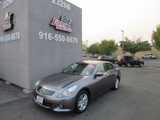 2011 Infiniti G25 Sedan Base in Sacramento, CA 95825
