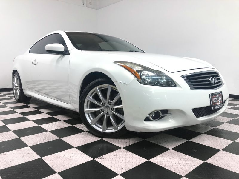 2011 Infiniti G37 Coupe *Approved Monthly Payments*   The Auto Cave in Addison