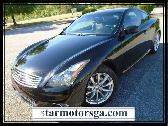 2011 Infiniti G37 Coupe Journey