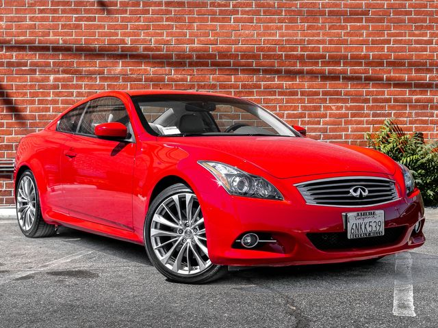 2011 Infiniti G37 Coupe Journey Burbank, CA 1