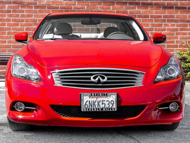 2011 Infiniti G37 Coupe Journey Burbank, CA 2