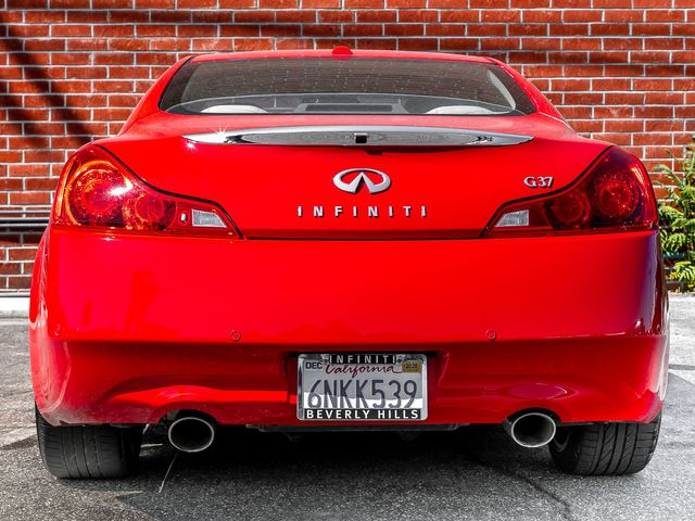 2011 Infiniti G37 Coupe Journey Burbank, CA 3