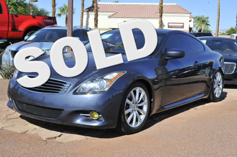2011 Infiniti G37 Coupe Journey in Cathedral City