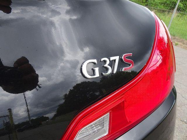 2011 Infiniti G37 Coupe Sport 6MT Madison, NC 11