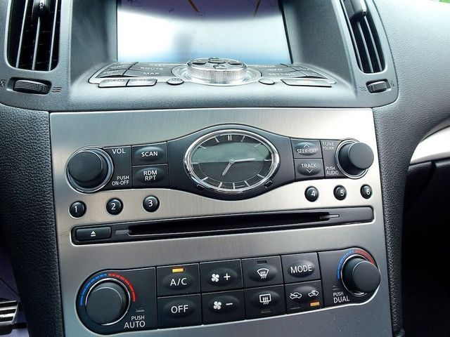 2011 Infiniti G37 Coupe Sport 6MT Madison, NC 22