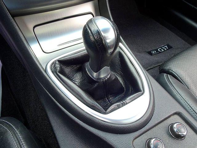 2011 Infiniti G37 Coupe Sport 6MT Madison, NC 24