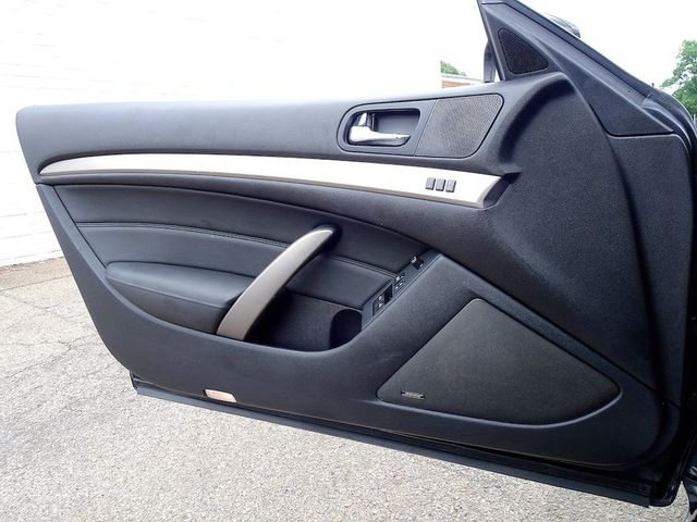 2011 Infiniti G37 Coupe Sport 6MT Madison, NC 28