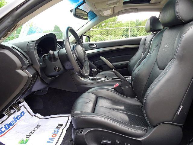 2011 Infiniti G37 Coupe Sport 6MT Madison, NC 29