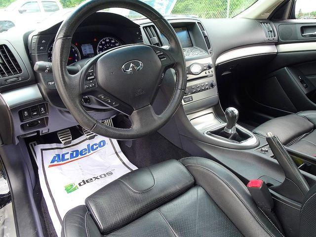 2011 Infiniti G37 Coupe Sport 6MT Madison, NC 33