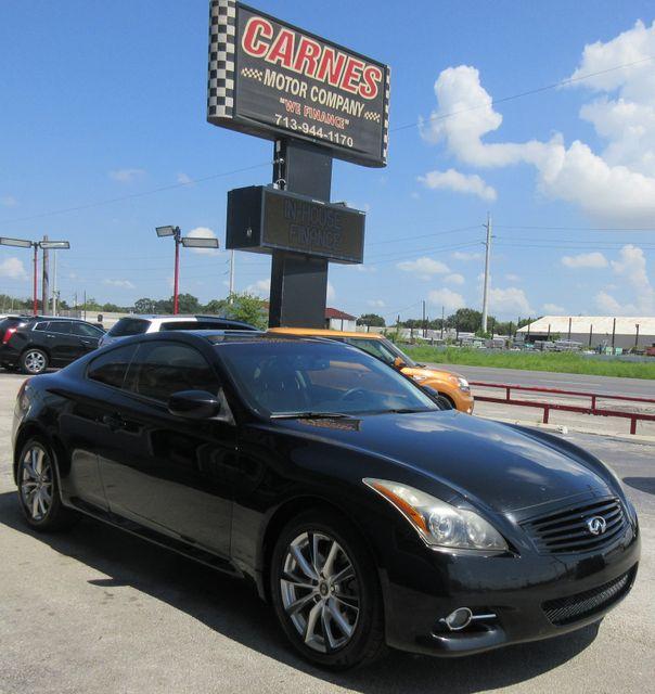 2011 Infiniti G37 Coupe x south houston, TX 4