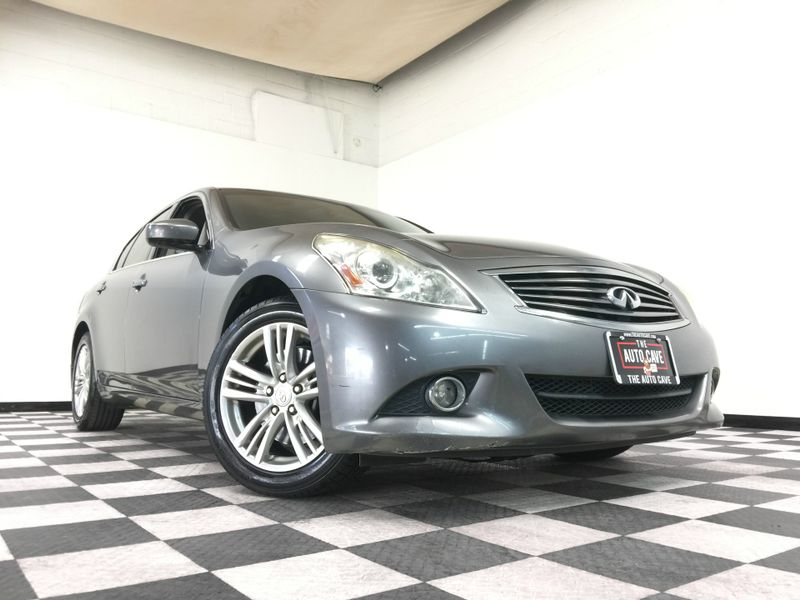 2011 Infiniti G37 Sedan *Approved Monthly Payments* | The Auto Cave in Addison