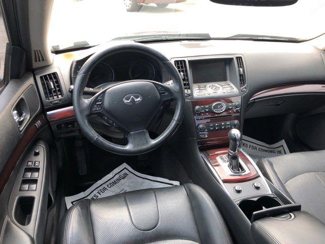 2011 Infiniti G37 Sedan Journey Las Vegas, Nevada 5