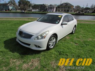 2011 Infiniti G37 Sedan Journey in New Orleans, Louisiana 70119