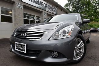 2011 Infiniti G37 Sedan Journey Waterbury, Connecticut 4