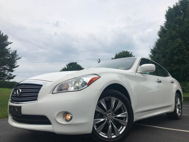 2011 Infiniti M37 X in Leesburg Virginia, 20175
