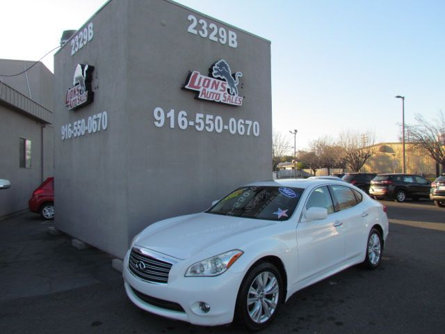 2011 Infiniti M37 Sharp Extra Clean