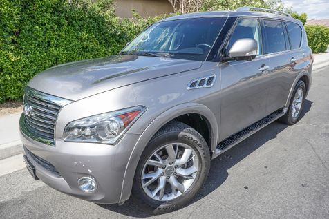 2011 Infiniti QX56 7-passenger in Cathedral City