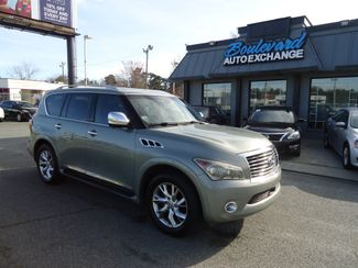 2011 Infiniti QX56 7-passenger in Charlotte, North Carolina 28212