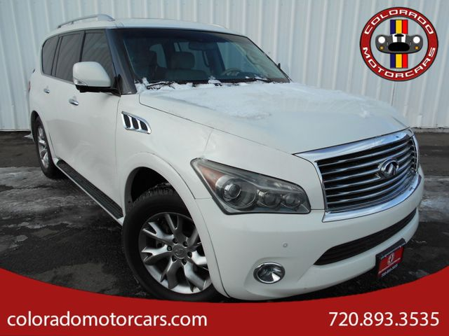 2011 Infiniti QX56 7-passenger in Englewood, CO 80110