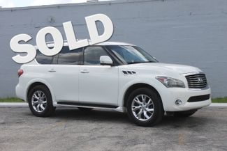 2011 Infiniti QX56 7-passenger Hollywood, Florida