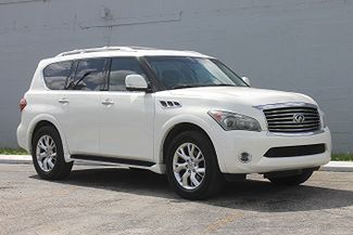2011 Infiniti QX56 7-passenger Hollywood, Florida 12