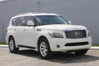 2011 Infiniti QX56 7-passenger Hollywood, Florida 32