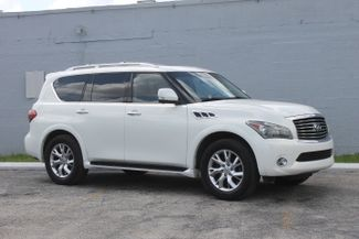 2011 Infiniti QX56 7-passenger Hollywood, Florida 41