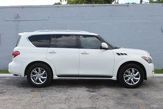 2011 Infiniti QX56 7-passenger Hollywood, Florida 3