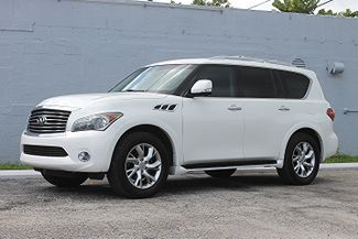 2011 Infiniti QX56 7-passenger Hollywood, Florida 23