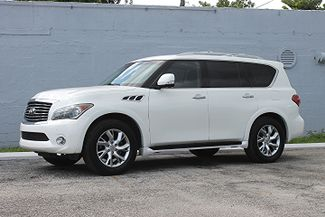 2011 Infiniti QX56 7-passenger Hollywood, Florida 9