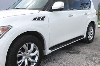 2011 Infiniti QX56 7-passenger Hollywood, Florida 10