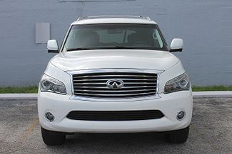 2011 Infiniti QX56 7-passenger Hollywood, Florida 11