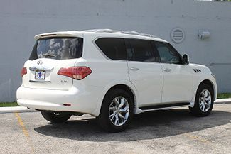 2011 Infiniti QX56 7-passenger Hollywood, Florida 4
