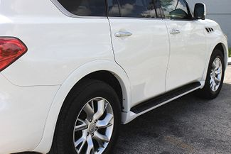 2011 Infiniti QX56 7-passenger Hollywood, Florida 5